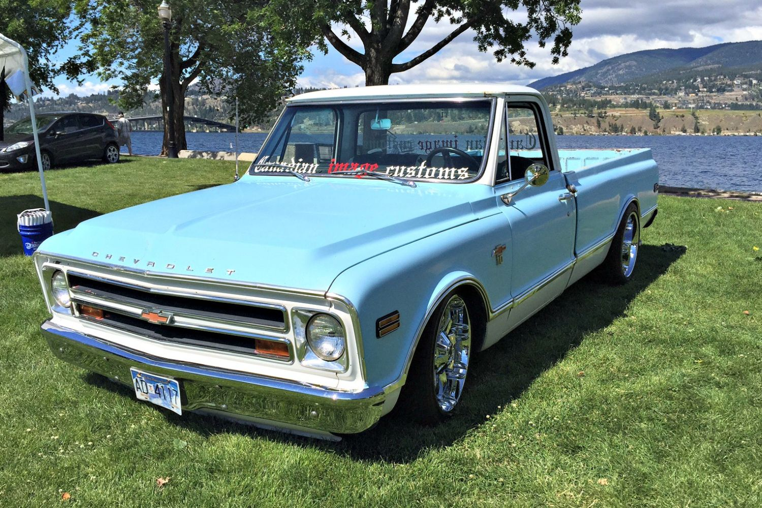 1968 Chevrolet C10 Lowrider Canadian Image Customs Chevy Suspension